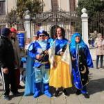 Biancaneve e principe azzurro
